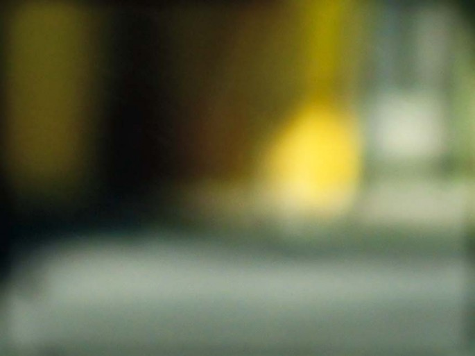 Coloured City series, yellow, green, shapes abstract, abstract expressionism, colour photography, street scape, blur,