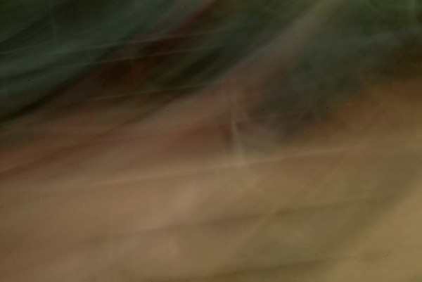 Light Signatures series, day, colour photograph, art, abstract, abstract expressionism, creative, city street, urban, downtown, cityscape, speed, blur, movement, motion, brown, muted, streaks, patterns