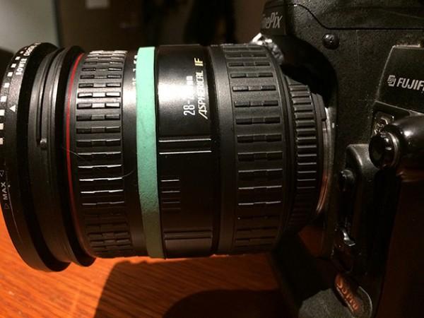 Fixed-lens - william oldacre